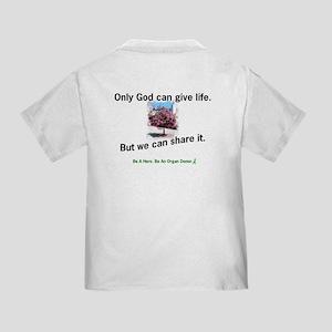 Sharing Life Toddler T-Shirt