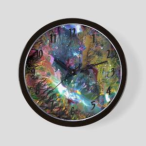 Saline Valley Satellite Wall Clock