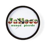 Jalisco Nunca Pierde Wall Clock