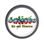 Jalisco es mi Tierra Wall Clock