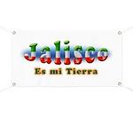 Jalisco es mi Tierra Banner