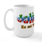 Jalisco es mi Tierra Large Mug