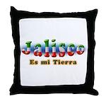 Jalisco es mi Tierra Throw Pillow