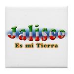 Jalisco es mi Tierra Tile Coaster
