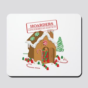 """Holiday Hoarders"" Mousepad"