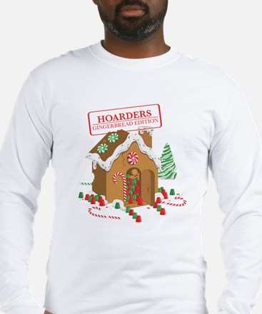 """Holiday Hoarders"" Long Sleeve T-Shirt"