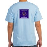 THF Logo (back) T-Shirt/lighter colors