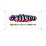 Jalisco Cristeros Banner