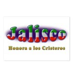 Jalisco Cristeros Postcards (Package of 8)