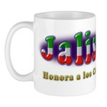 Jalisco Cristeros Mug