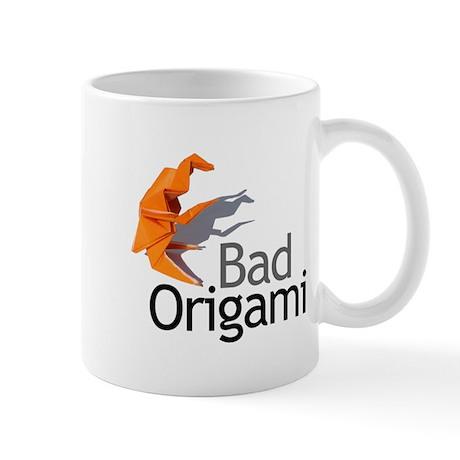 BadOrigami_Kangaroo1 Mugs