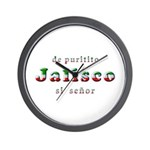 De Puritito Jalisco Wall Clock