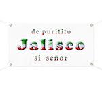 De Puritito Jalisco Banner