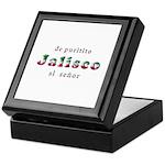 De Puritito Jalisco Keepsake Box