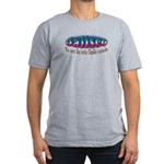 Jalisco Lindo Estado Men's Fitted T-Shirt (dark)