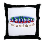 Jalisco Lindo Estado Throw Pillow