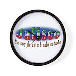 Jalisco Lindo Estado Wall Clock