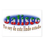Jalisco Lindo Estado Postcards (Package of 8)