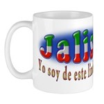 Jalisco Lindo Estado Mug
