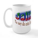 Jalisco Lindo Estado Large Mug