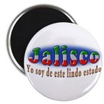 Jalisco Lindo Estado Magnet