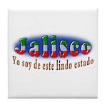 Jalisco Lindo Estado Tile Coaster
