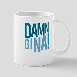 Damn Gina Mugs