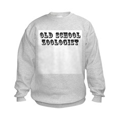 Old School Zoologist Sweatshirt