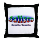 Orgullo Tapatío Throw Pillow