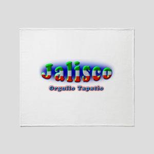 Orgullo Tapatío Throw Blanket