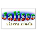 Tierra Linda Sticker (Rectangle 10 pk)