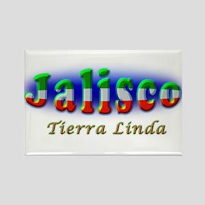 Tierra Linda Rectangle Magnet