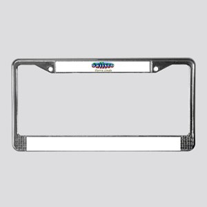 Tierra Linda License Plate Frame