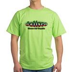 Tierra del Tequila Green T-Shirt