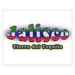 Tierra del Tequila Small Poster