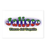 Tierra del Tequila Postcards (Package of 8)