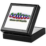 Tierra del Tequila Keepsake Box