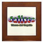 Tierra del Tequila Framed Tile