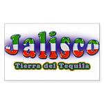 Tierra del Tequila Sticker (Rectangle)