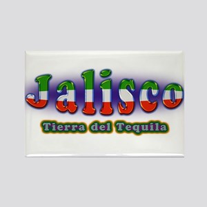 Tierra del Tequila Rectangle Magnet