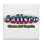 Tierra del Tequila Tile Coaster