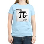 Happy Pi Day Women's Light T-Shirt