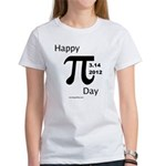Happy Pi Day Women's T-Shirt