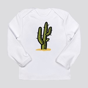 CACTUS_091 Long Sleeve Infant T-Shirt