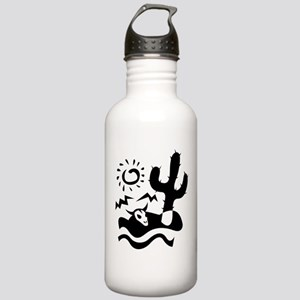 CACTUS_092 Stainless Water Bottle 1.0L