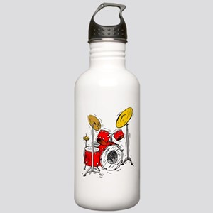 DRUM SET (4) Stainless Water Bottle 1.0L