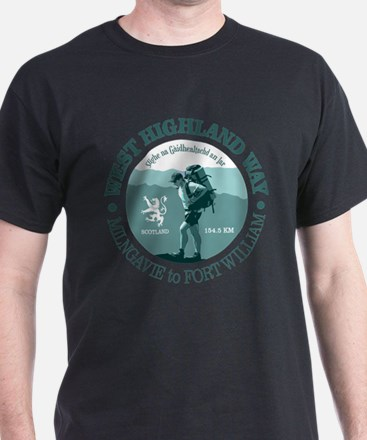 West Highland Way T-Shirt