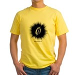 Phi Explosion Yellow T-Shirt