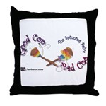 Spinners Police Throw Pillow