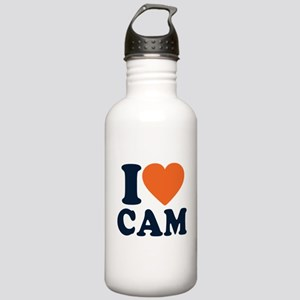 Cam Love Stainless Water Bottle 1.0L